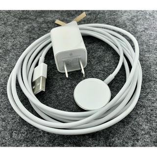 アップルウォッチ(Apple Watch)の【Apple 純正品】Apple Watch充電ケーブル ACアダプター(その他)