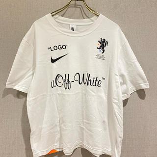 OFF-WHITE - NIKE(ナイキ)×OFF-WHITE Tシャツ