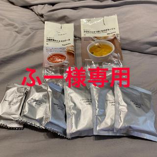 ムジルシリョウヒン(MUJI (無印良品))の無印 スープ  6袋(インスタント食品)