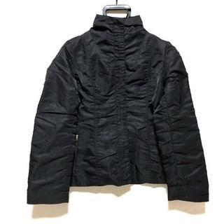 ニジュウサンク(23区)のニジュウサンク ダウンジャケット 1 S 黒(ダウンジャケット)