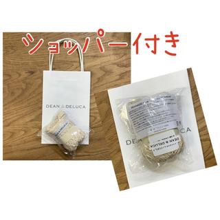DEAN & DELUCA - 《正規品》 ショッパー付‼️ ネットバッグ ナチュラル 2個 新品 未使用