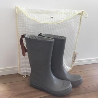 ハンター(HUNTER)のbisgaard(ビスゴ)キッズレインブーツ 20cm(長靴/レインシューズ)