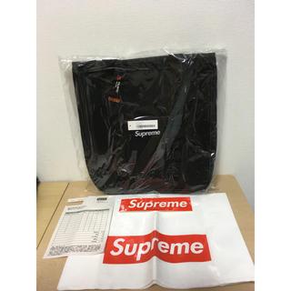 Supreme - Supreme Polartec Tote Black 新品未開封 国内正規品