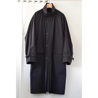 COMOLI - comoli ストームコート ブラック サイズ 1