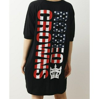 RODEO CROWNS WIDE BOWL - RODEO  Tシャツワンピース