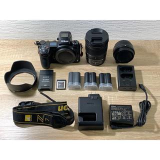 Nikon - Nikon Z7+24-70mm f4 + FTZ フルセット