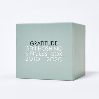 """星野源 GEN HOSHINO Singles Box """"GRATITUDE"""""""
