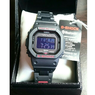 ジーショック(G-SHOCK)の*kazu様専用* GW-B5600HR-1JF(腕時計(デジタル))