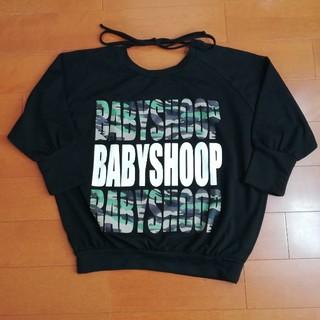 ベイビーシュープ(baby shoop)の美品 baby shoop M(130-140)(Tシャツ/カットソー)