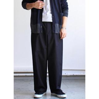 コモリ(COMOLI)のAURALEE HIGH COUNT CLOTH WIDE PANTS(スラックス)