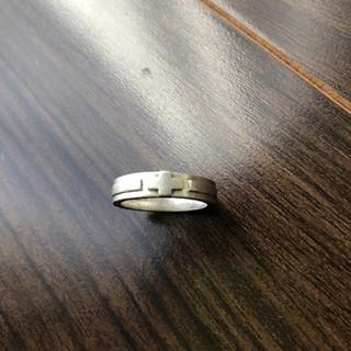 ミッシェルクラン(MICHEL KLEIN)のMICHEL KLEIN プラチナイン シルバーリング 13号 (リング(指輪))