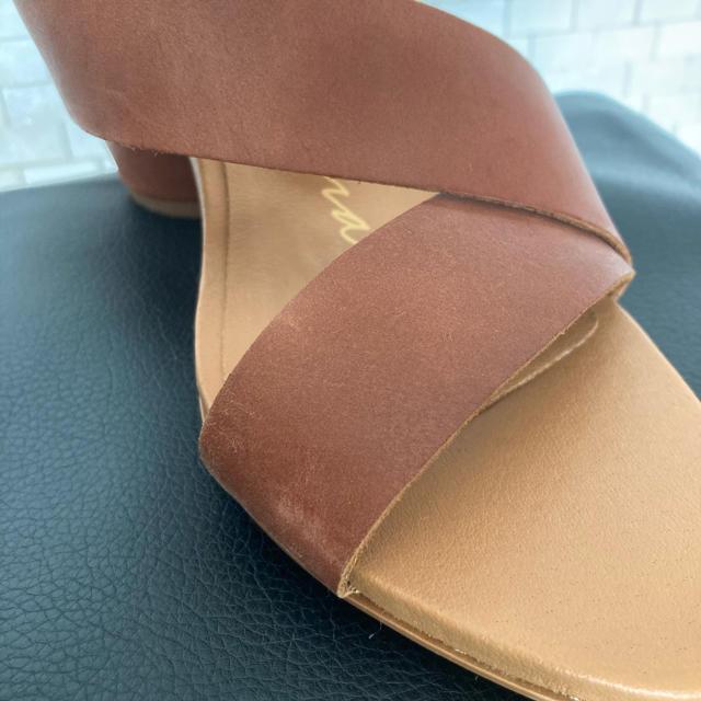 EMU(エミュー)の★美品 emuの本革レディスサンダル23センチ レディースの靴/シューズ(サンダル)の商品写真
