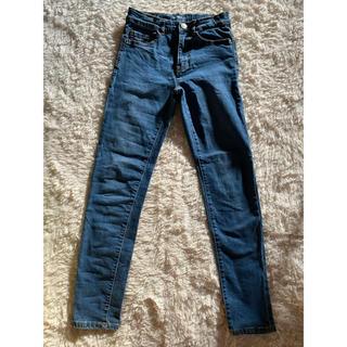 ザラキッズ(ZARA KIDS)のZARA KIDS 152 スキニーフィット パンツ デニム(パンツ/スパッツ)