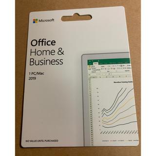 マイクロソフト(Microsoft)のMicrosoft Office Business and Home Mac(PC周辺機器)