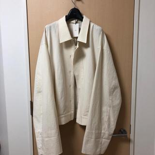 COMOLI - stein(−)20ss ex sleeve system jacket
