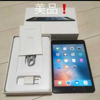 Apple - 【美品】備品完備❗️Apple  iPad mini 16G wifi