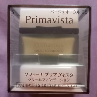 プリマヴィスタ(Primavista)のプリマヴィスタ クリームファンデーション(ファンデーション)