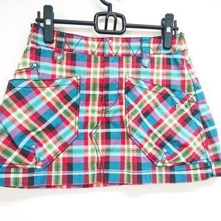 パーリーゲイツ(PEARLY GATES)のパーリーゲイツ ミニスカート サイズ0 XS -(ミニスカート)