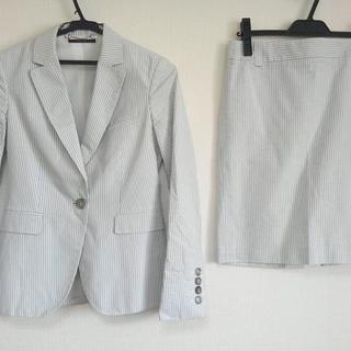 グッチ(Gucci)のグッチ スカートスーツ サイズ36 S ダブルG(スーツ)