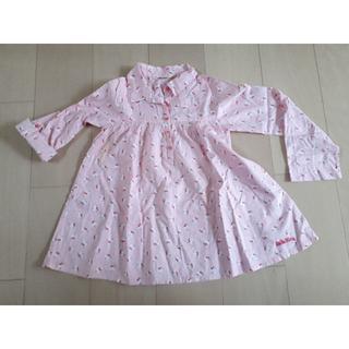 エイチアンドエム(H&M)のH&M 長袖シャツ 130 キティ 秋 女の子(ブラウス)