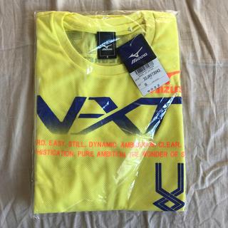 ミズノ(MIZUNO)のミズノのTシャツ レモンイエロー サイズS(ウェア)