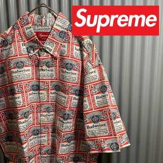 Supreme - 値下げ Supreme x Budweiser Shirts S/S 2009