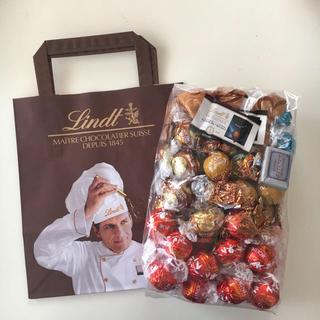Lindt - リンツ リンドール チョコレート クリアランスパック 600g B