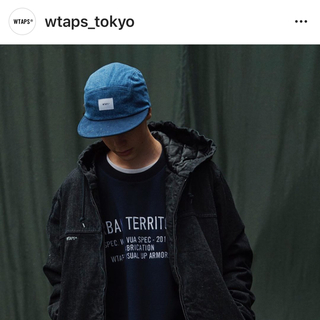 W)taps - wtaps 20aw t-05 denim cap