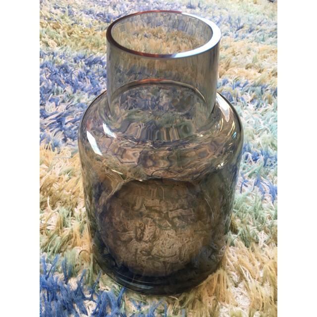 ホルムガード フラワーベース フローラ24cm 旧スモーク インテリア/住まい/日用品のインテリア小物(花瓶)の商品写真
