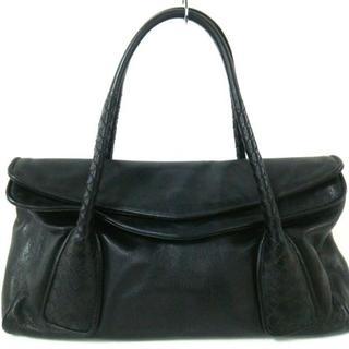 ボッテガヴェネタ(Bottega Veneta)のボッテガヴェネタ ハンドバッグ 144921 黒(ハンドバッグ)