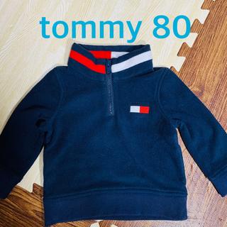 トミーヒルフィガー(TOMMY HILFIGER)のtommy、トミー、サイズ80(シャツ/カットソー)