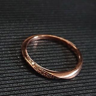 ザキッス(THE KISS)のダイヤモンドリング (リング(指輪))