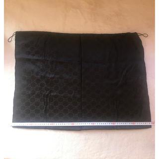 Gucci - GUCCI 巾着袋 サイズ大きめです。