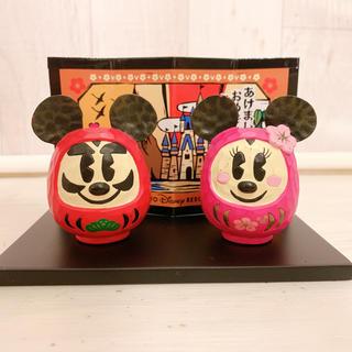 Disney - Disney ディズニー ミッキーミニー お正月飾り