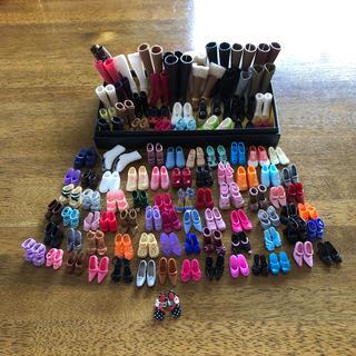 バービー(Barbie)のバービー 靴(キャラクターグッズ)