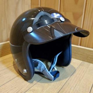トイズマッコイ(TOYS McCOY)のBUCO トイズマッコイ スモールブコ 加工済み buco バイザー付 ヘルメッ(ヘルメット/シールド)