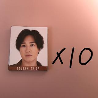 ジャニーズジュニア(ジャニーズJr.)の椿泰我 2020 デタカ 10枚(男性アイドル)