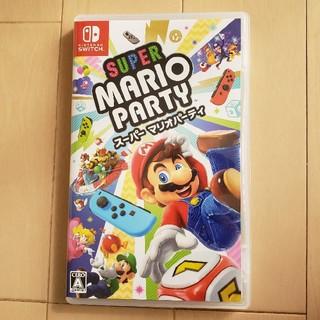 Nintendo Switch - スーパー マリオパーティー Switch