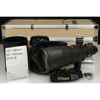 Nikon - 動作良好 AF-I Nikkor 500mm F4 D ニコン