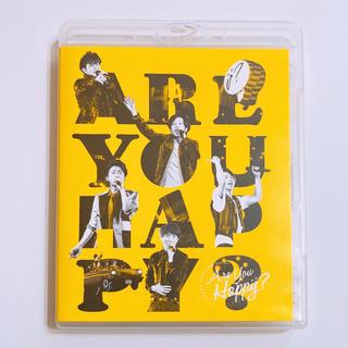 嵐 - 嵐 LIVE Are You Happy? 通常盤 ブルーレイ DVD 美品!