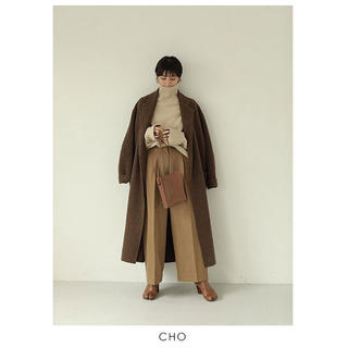 TODAYFUL - TODAYFUL Over Check Coat トゥデイフル 20AW 38