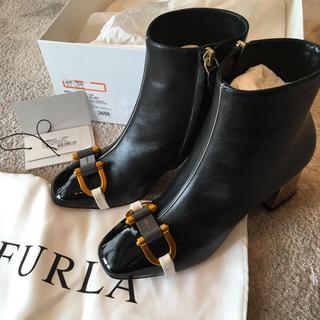 フルラ(Furla)の雑誌掲載 レア!希少 新品未使用 箱付き ショートブーツ フルラ(ブーツ)