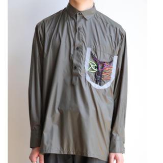カラー(kolor)のkolor カラー 長袖シャツ サイズ2(シャツ)