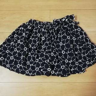 アニエスベー(agnes b.)のagnes b.美品ボリュームスカート130-140(スカート)