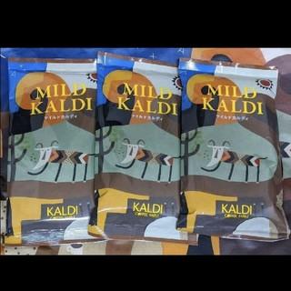KALDI - 【新品BOX梱包】カルディ コーヒー 挽き 3袋 合計600g