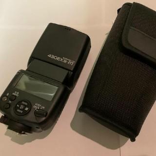キヤノン(Canon)のCanon    スピードライト  430EX-Ⅲ-RT(ストロボ/照明)
