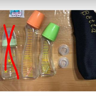 ベッタ(VETTA)の【値下げ】ドクターベッタ 哺乳瓶 セット(哺乳ビン)