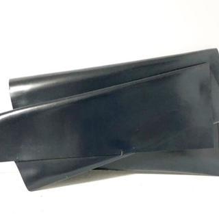 エンフォルド(ENFOLD)のエンフォルド クラッチバッグ - 黒 レザー(クラッチバッグ)