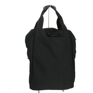 プランテーション(Plantation)のプランテーション ハンドバッグ - 黒 2way(ハンドバッグ)