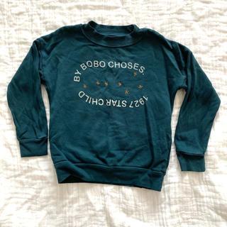 ボボチョース(bobo chose)のbobochoses トレーナー 4-5y (Tシャツ/カットソー)